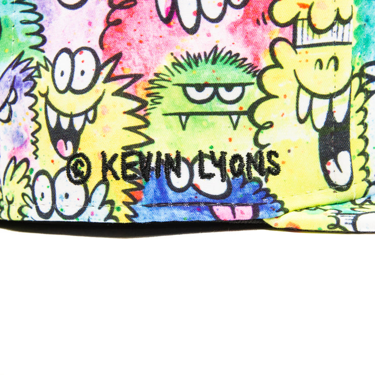 Kevin Lyons All Over Snapback