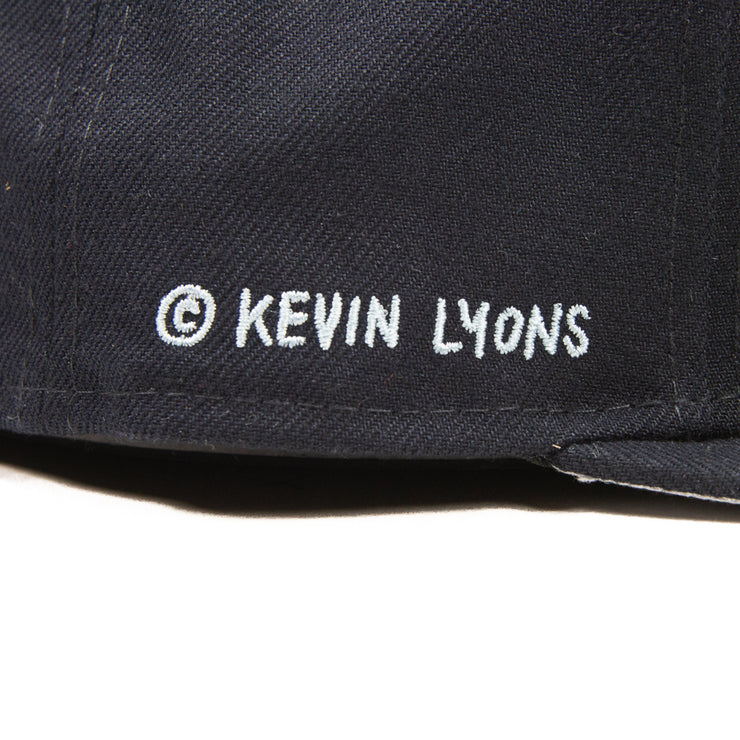 Kevin Lyons Monster New Era Fitted (Navy)