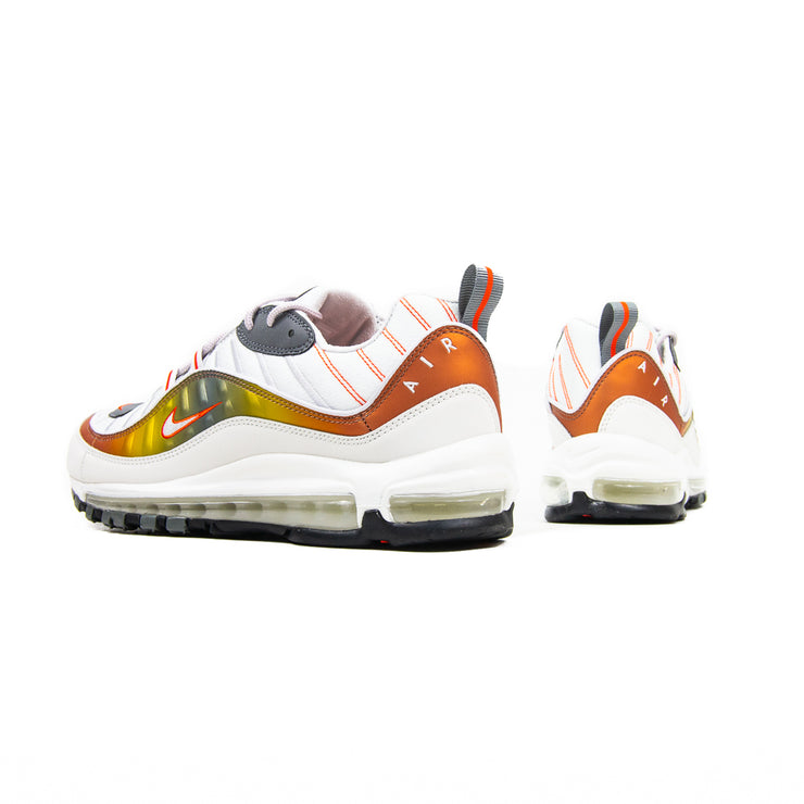 Air Max 98 SE (Vast Grey/Summit White/Team Orange)