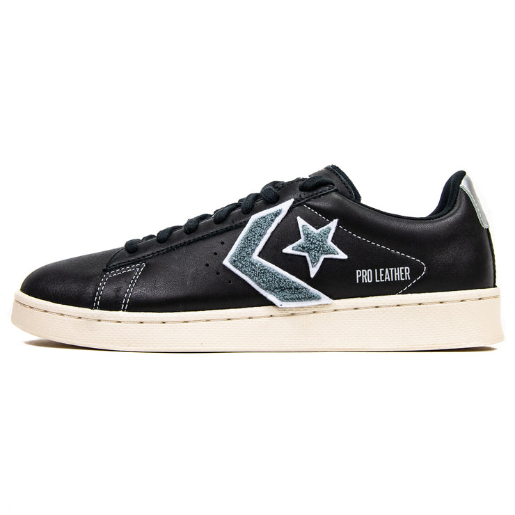 Pro Leather Ox (Black/Silver/Egret)