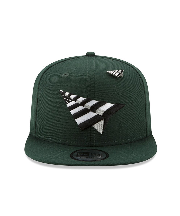 Crown Old School Snapback (Field)