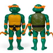 Michelangelo Teenage Mutant Ninja Turtles ReAction Figure
