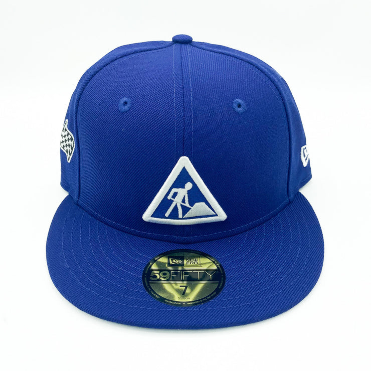 Dave East x New Era Fitted (Blue)