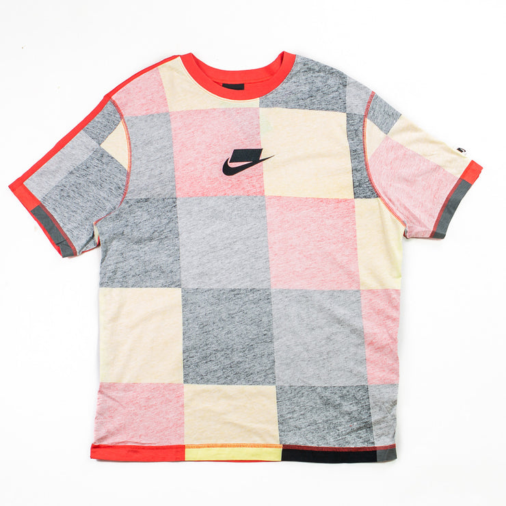 NSW Patchwork Tee (Track Red/Black)