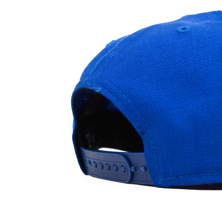 Crown Old School Snapback (Royal)
