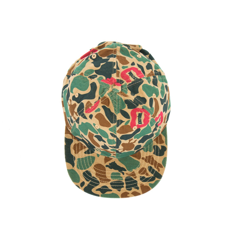 Leaf Polo Hat (Camo)