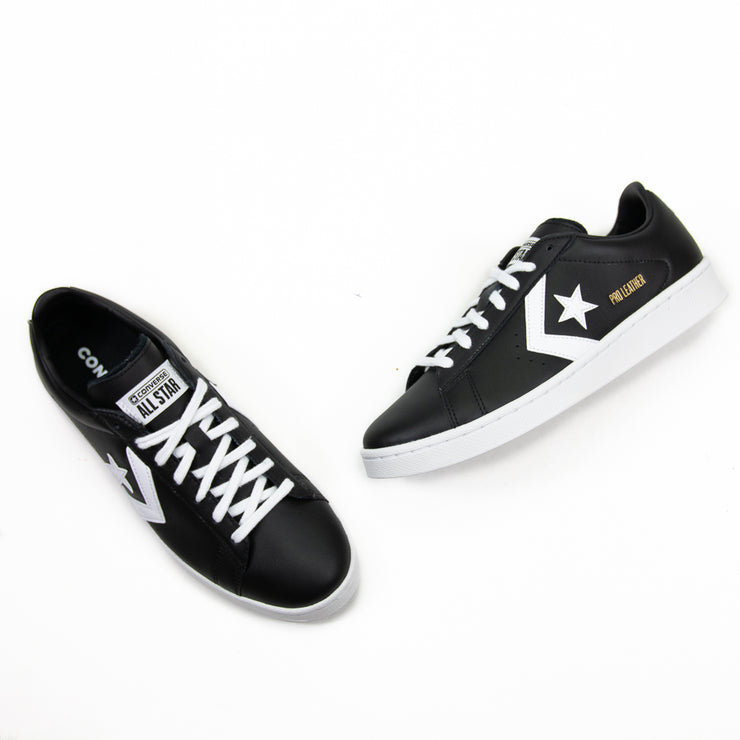Pro Leather Ox (Black/White)