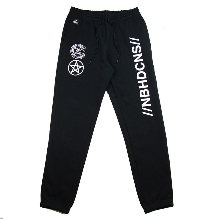 Converse x Neighborhood Sweatpant (Black)