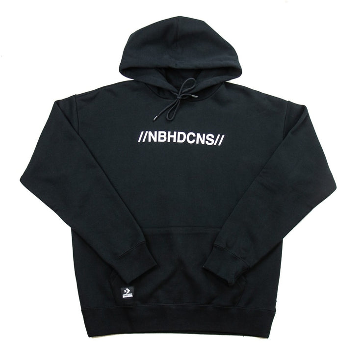 Converse x Neighborhood Hoody (Black)