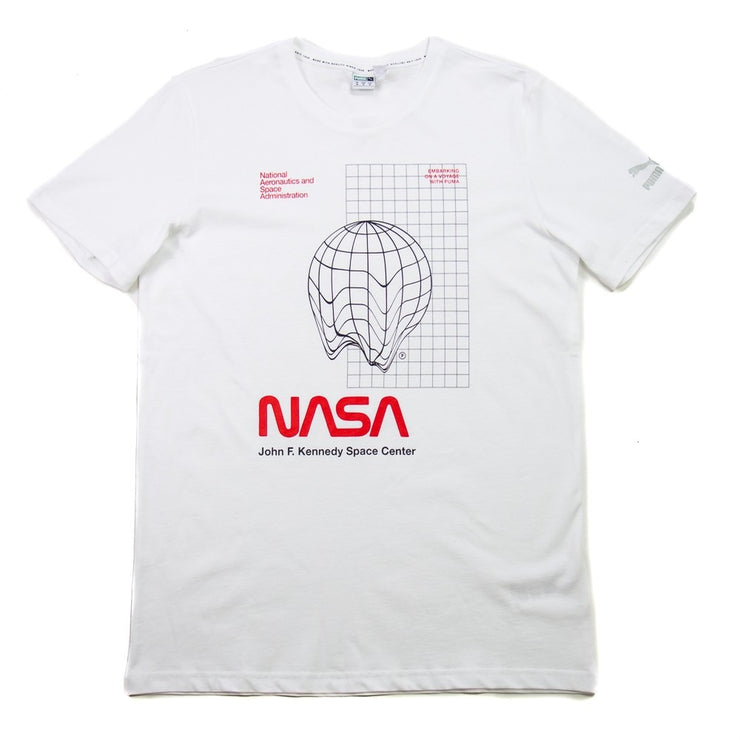 Puma x Space Agency Tee (White)