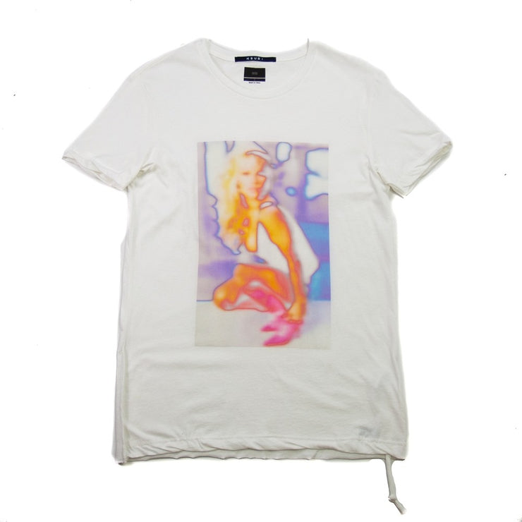 Girls Tee (White)