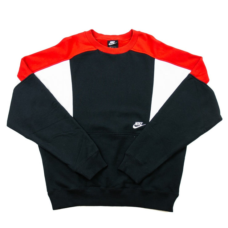 NSW Re-Issue Crew (Blk/Red)