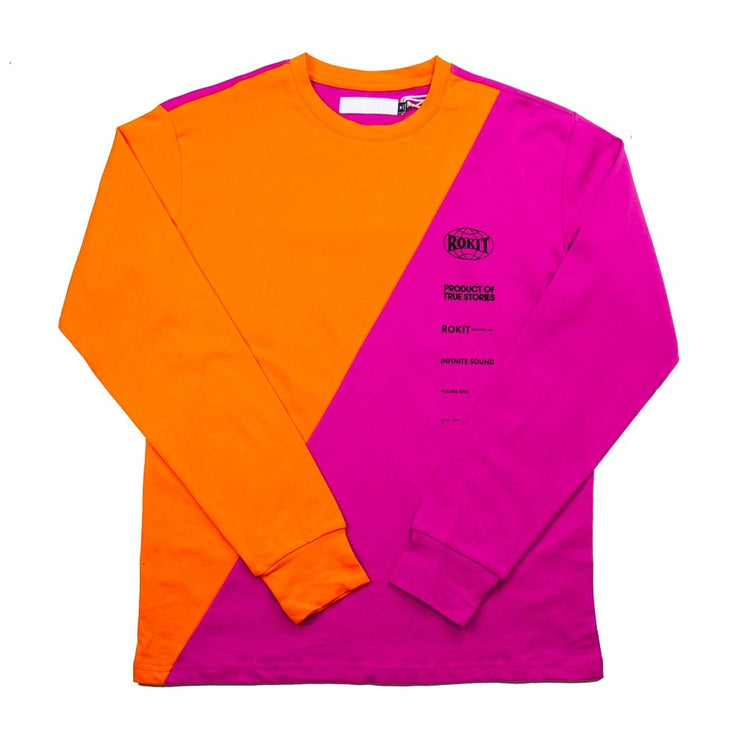 Slasher LS Tee (Orange)