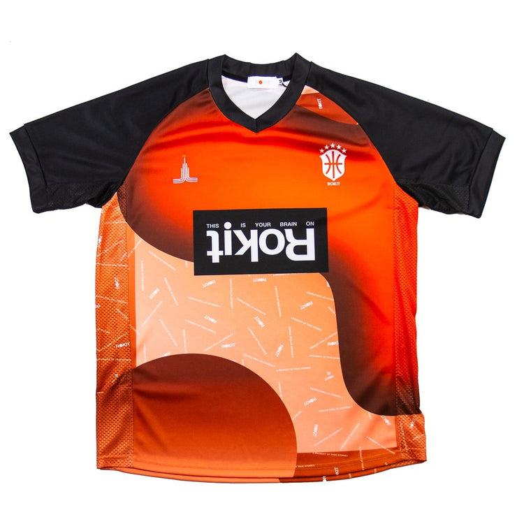 Lava Authentic Jersey (Orange)