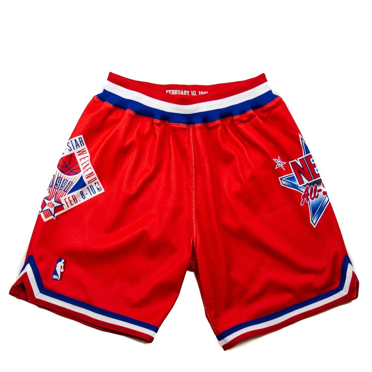 1991 All Star Authentic Short (Red)