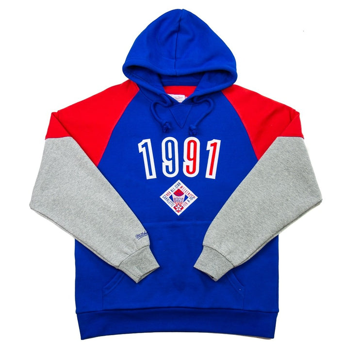 Block Hoody All Star (Blue)