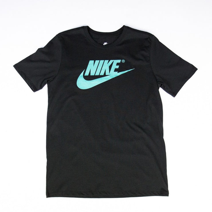 NSW Futura 3 Tee (Black/Mint)