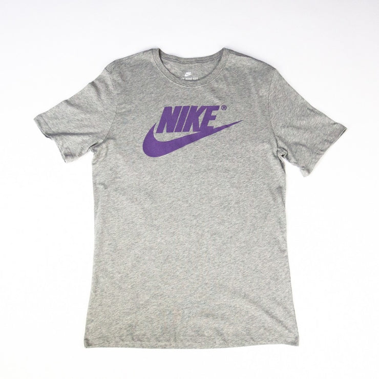 NSW Futura 3 Tee (Grey/Purple)