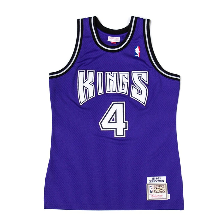 Authentic Kings Chris Webber Jersey (98-99)