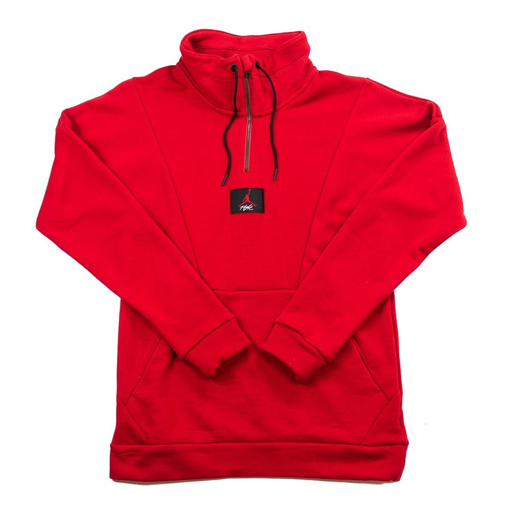 Flight Loop 1/4 Zip (Red)