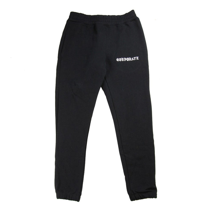 Goth Sweatpant (Black)