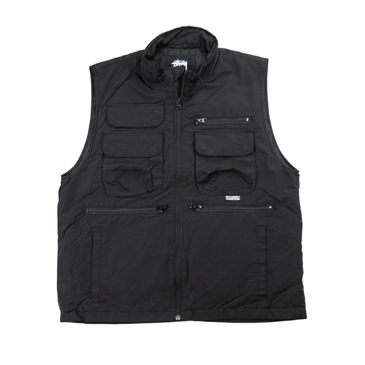 Highland Vest (Black)