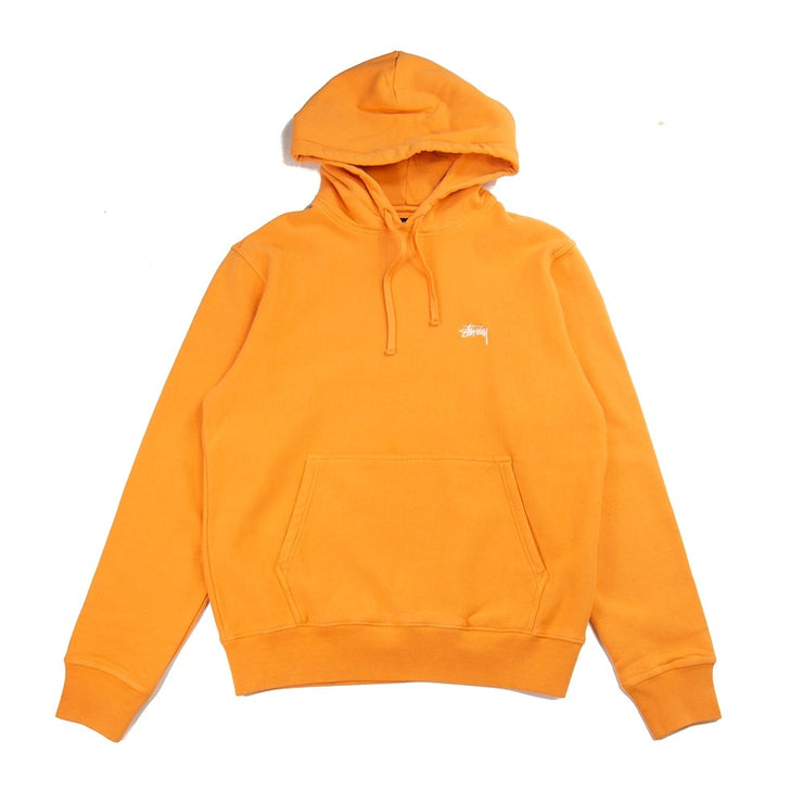 Stock Logo Hoodie (Orange)