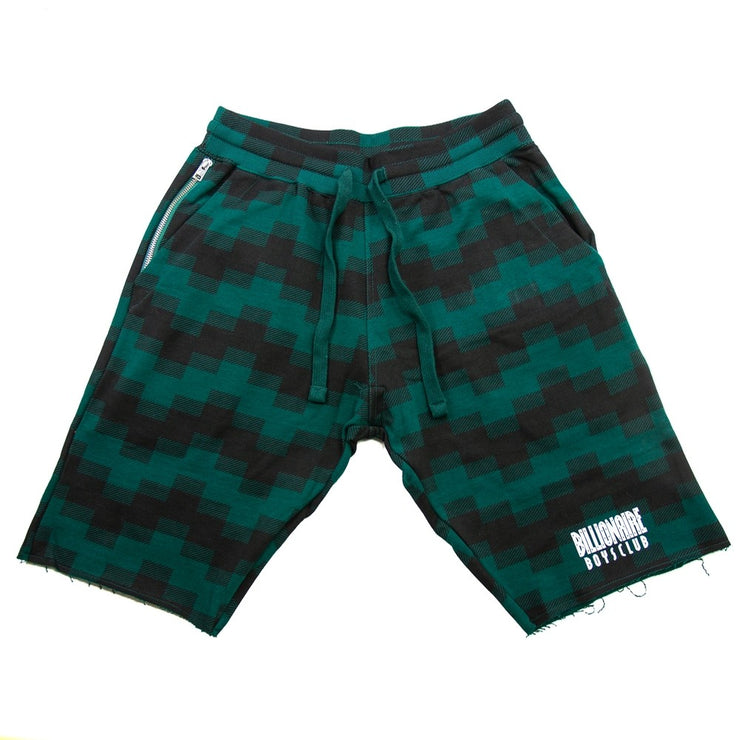 BB Pixel Pusher Short (Botanical Green)