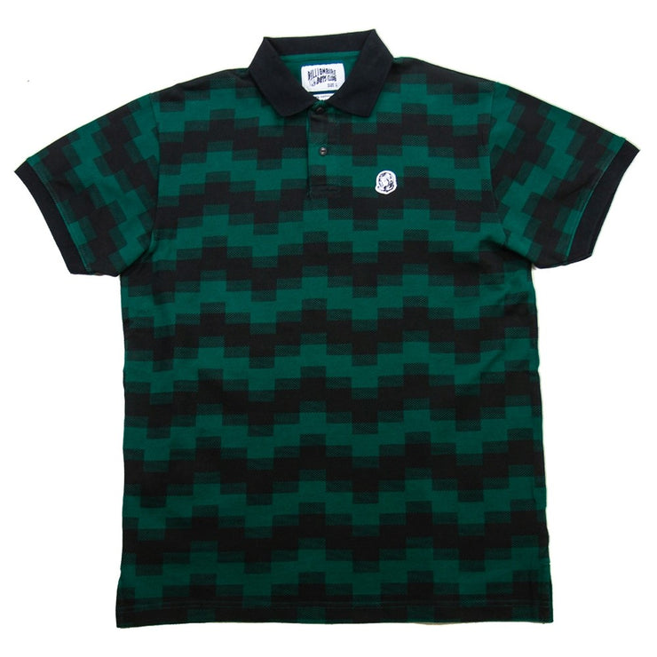 Digi SS Polo (Botanical Green)