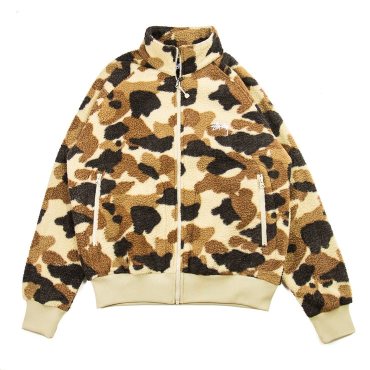 Fleece Jacket (Camo)