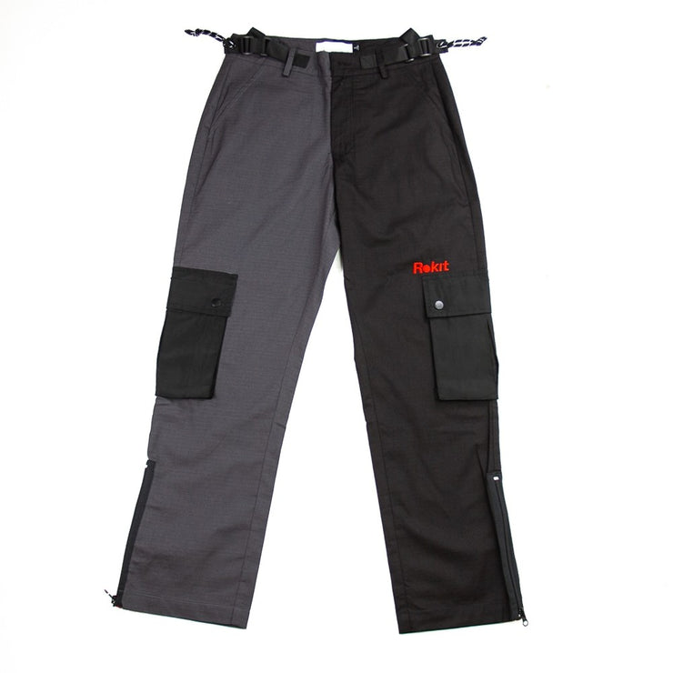 Launch 2Tone Pants (Black)