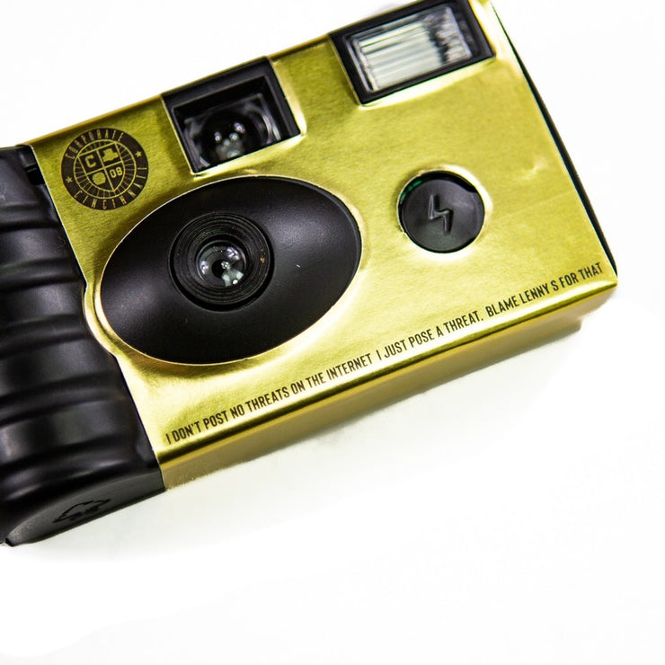 Corporate Disposable Camera