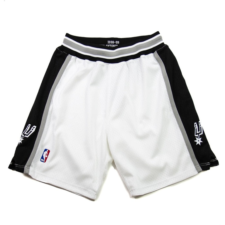 NBA Authentic 98-99 Spurs Shorts (Home)
