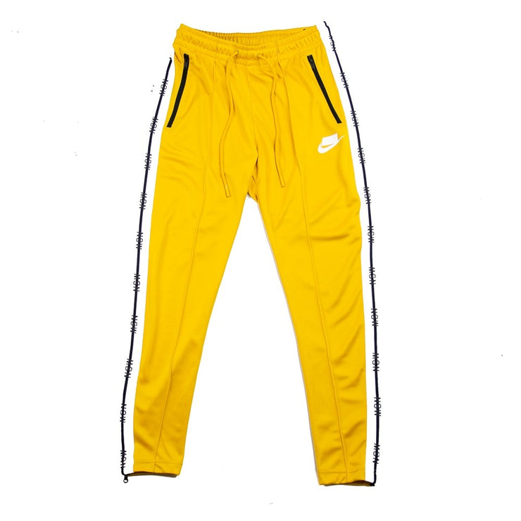 NSW Track Pants (Yellow Ochre/White)
