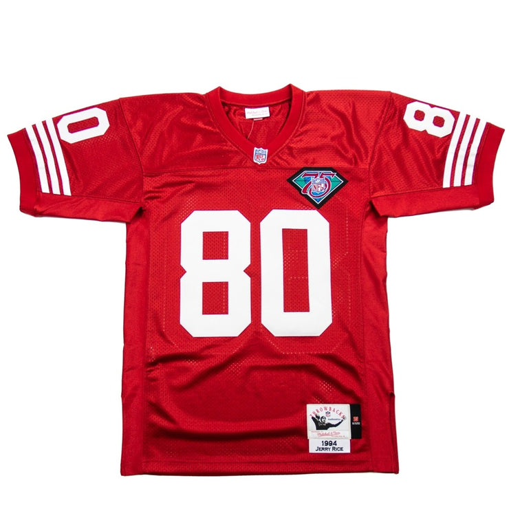 San Francisco 49ers Authentic Jersey 1994 (Jerry Rice)