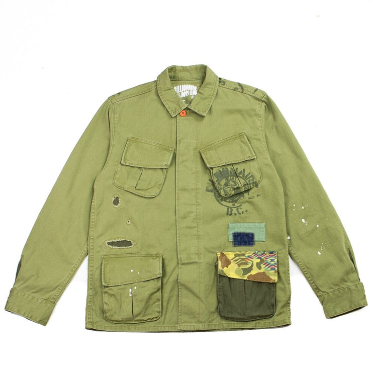 Fatigued Jacket (Loden Green)