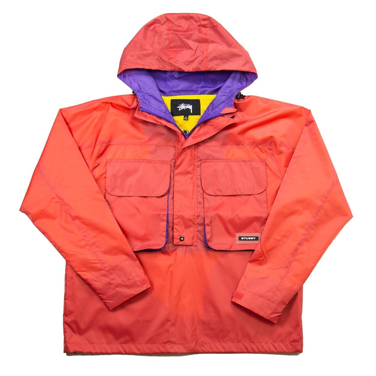 Drift Pullover Jacket (Pink)