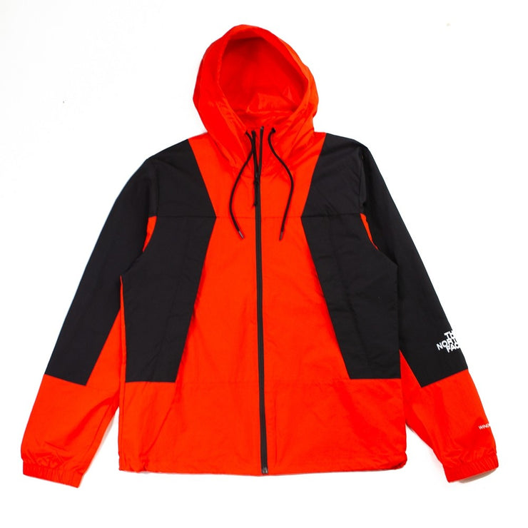 Peril Wind Jacket (Fiery Red/TNF Black)