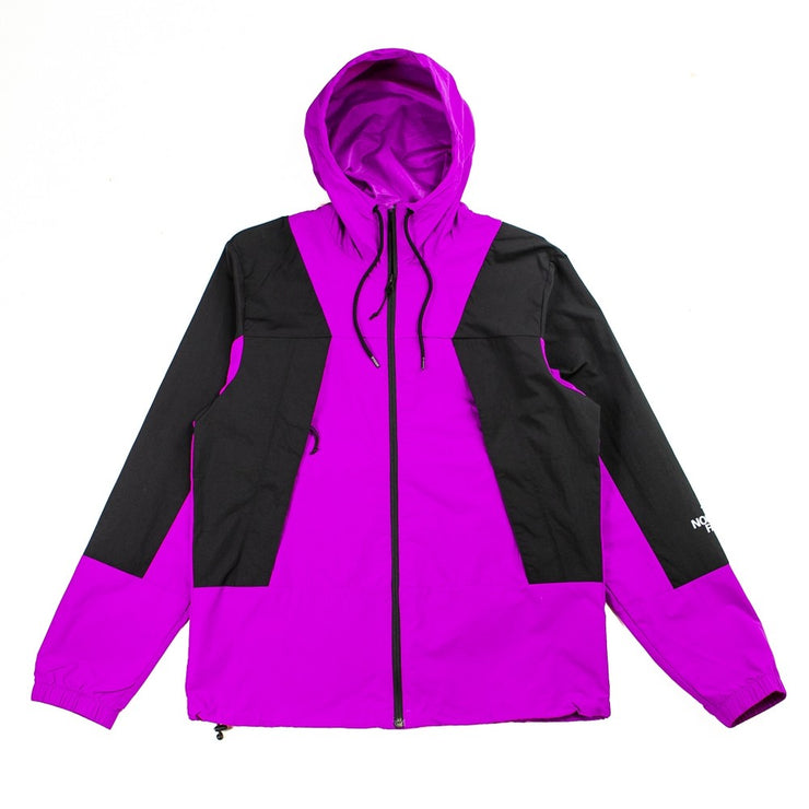Peril Wind Jacket (Wild Aster Purple/TNF Black)