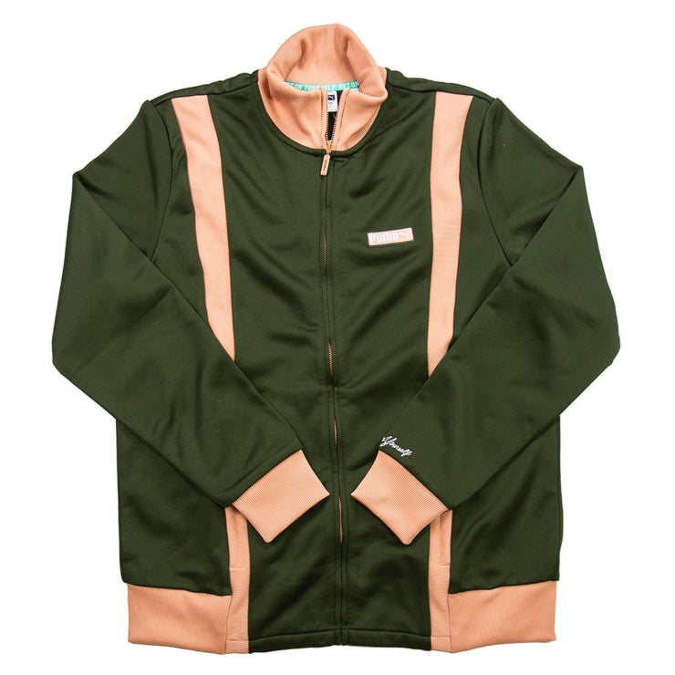 Groove City Track Jacket (Green/Spezial)
