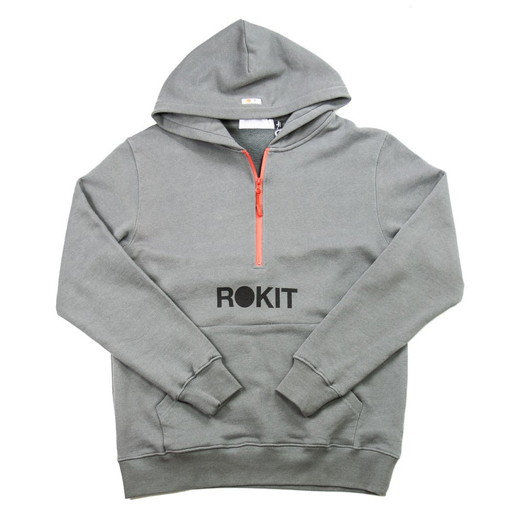The Airtime Hoodie (Gravel)