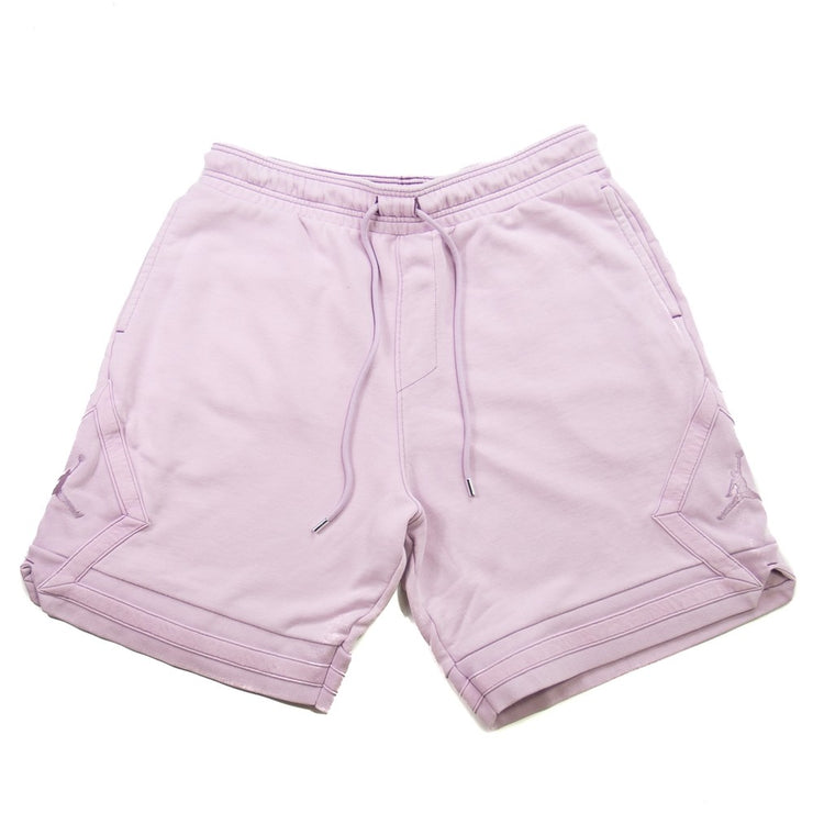 MJ Wings Washed Fleece Short (Iced Lilac)
