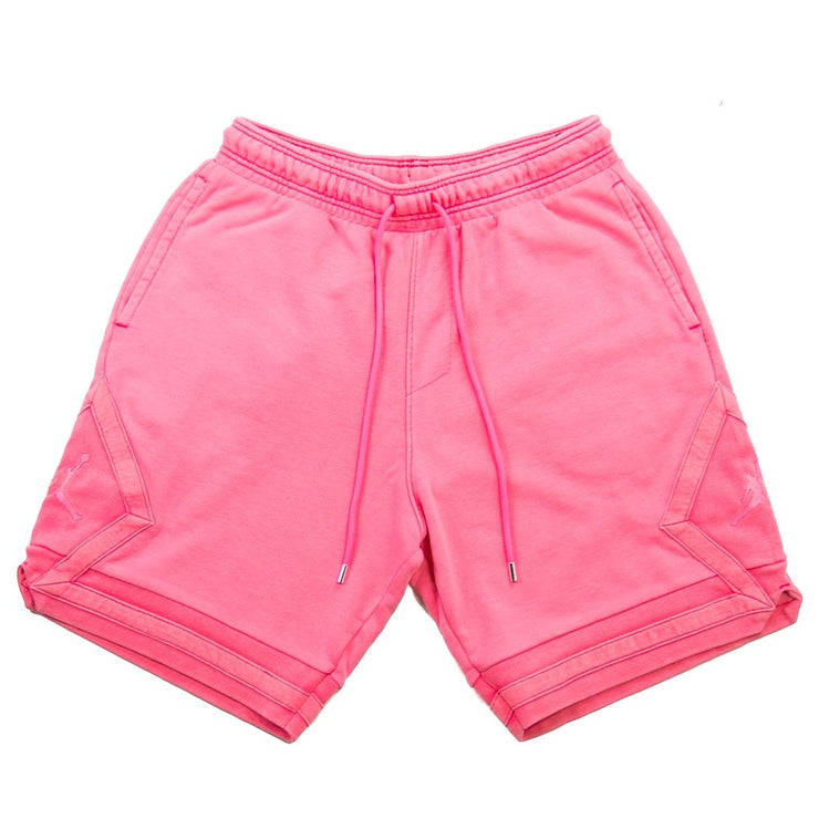 MJ Wings Washed Fleece Short (Digital Pink)