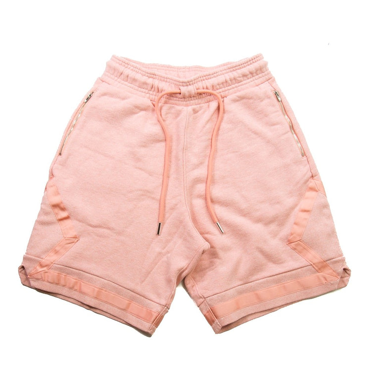Jordan Black Cat Short (Coral Stardust)