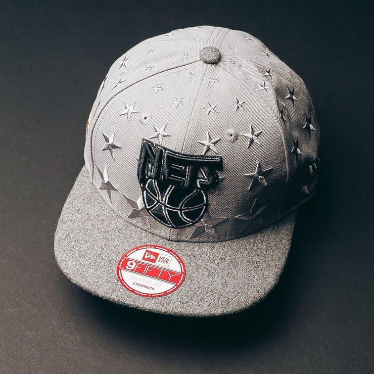 Brooklyn Nets Strapback (Cashmere Thoughts)