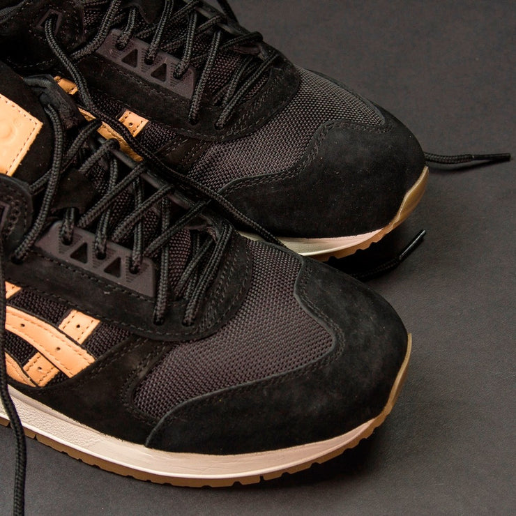 Gel-Respector (Black/Tan)