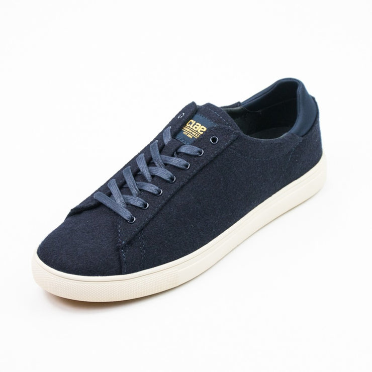 Bradley (Navy Wool)