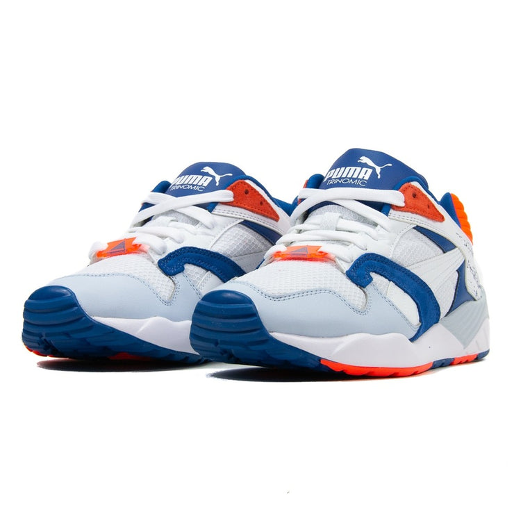 Trinomic XS-850 (Puma White/Galaxy Blue)