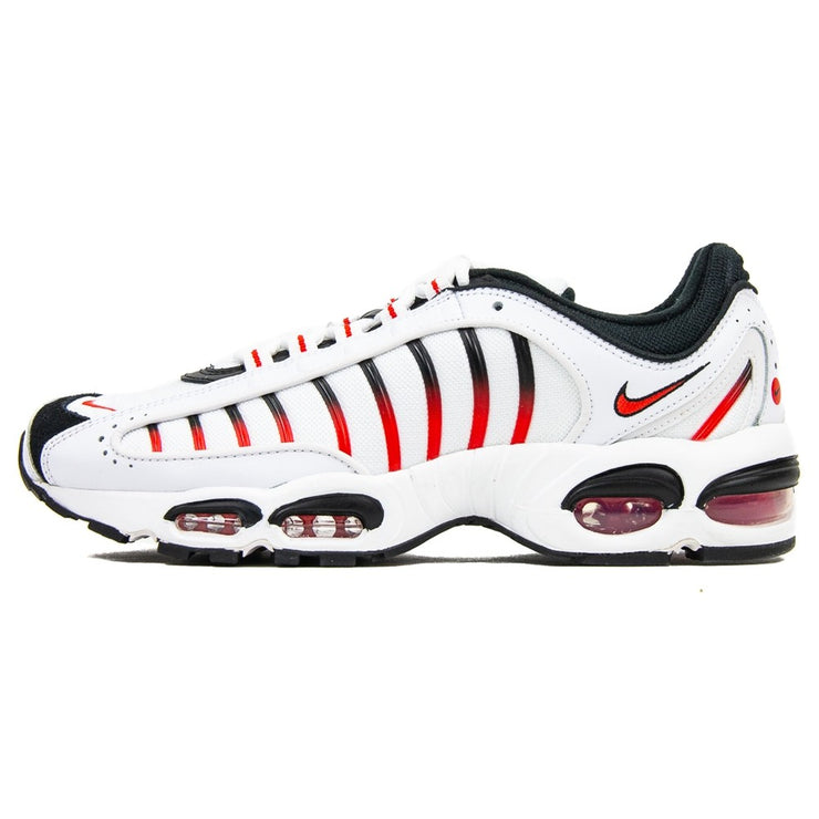 Air Max Tailwind IV (White/Habanero Red/Black)