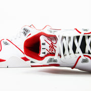 Air Flight 89 LE (White/University Red)